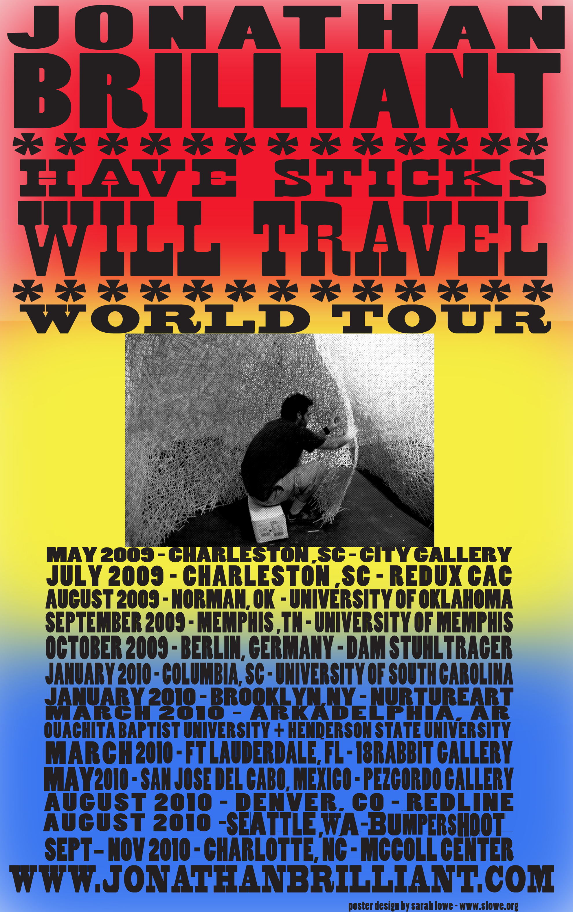 Have Sticks Will Travel World Tour